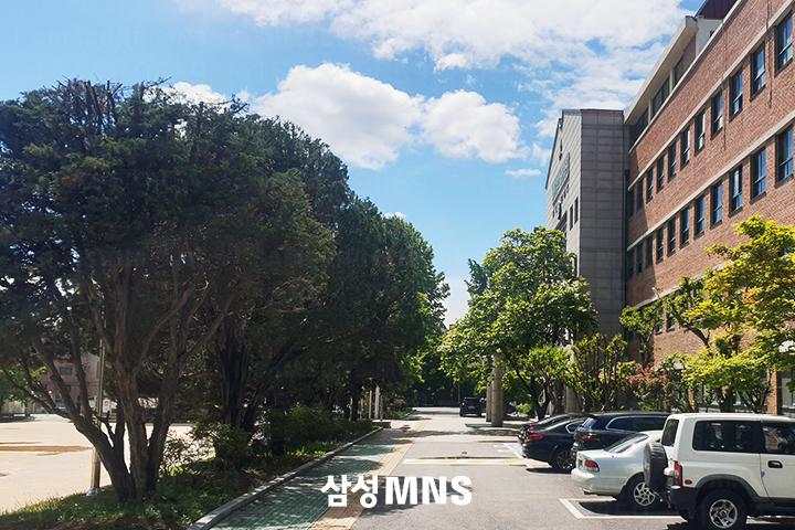 동작구 고등학교 삼성플립2 55인치 스탠드 설치 후기!