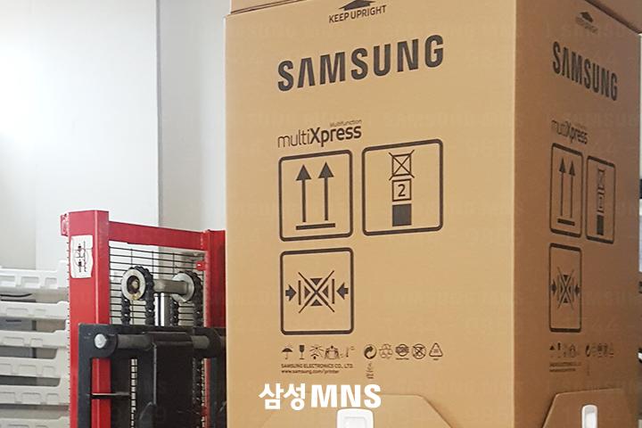 삼성 컬러 복합기 SL-X4255LX 경기도 성남 T 업체 설치 후기