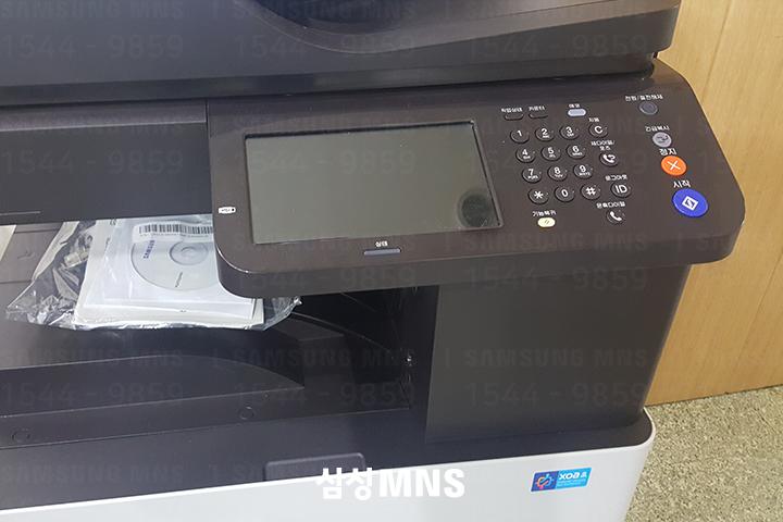 삼성 컬러 복합기 SL-X4255LX 서울 강남 사무실 설치 후기