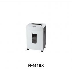 소형 세단기 N-M18X